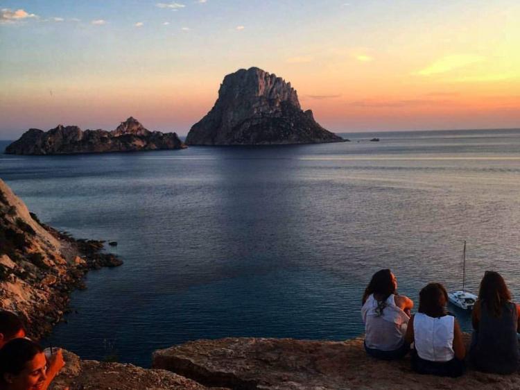 Singlereis Strandvakantie op Ibiza