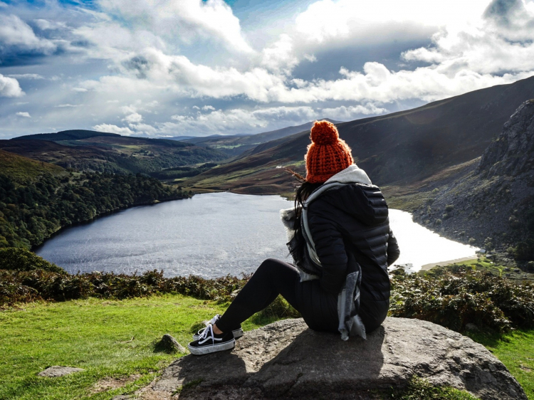 Groepsreis Wandelvakantie Wicklow Mountains