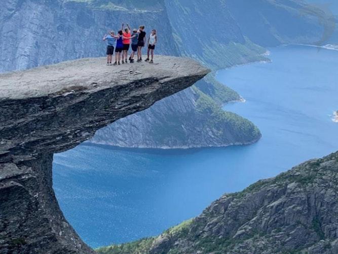 Singlereis Roadtrip Noorwegen