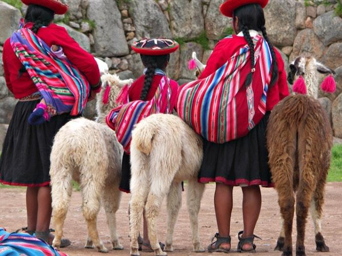 Singlereis Zuid-Peru 21-daagse rondreis