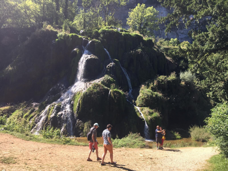 Eenoudervakantie Actieve vakantie op campingplek in de Bourgogne