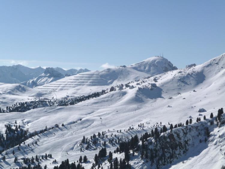 Singlereis Skihuttentocht in de Dolomieten