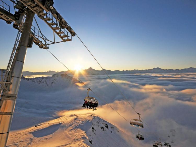 Singlereis Wintersport in San Candido