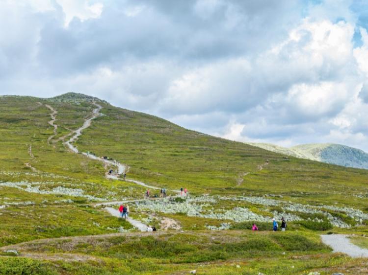 Groepsreis Zweden en Noorwegen 10-daagse groepsreis