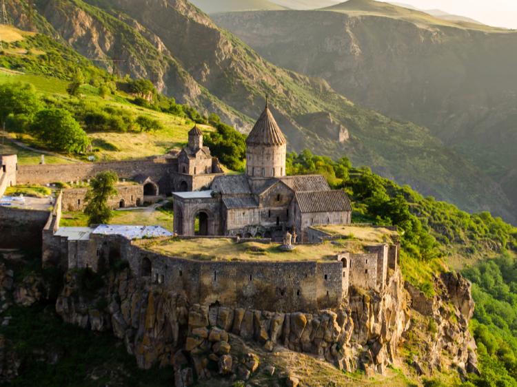 Singlereis 17-daagse rondreis Armenië en Georgië