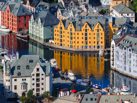 Singlereis Noorwegen 10-daagse rondreis