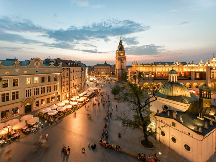 Singlereis Polen 5-daagse stedentrip
