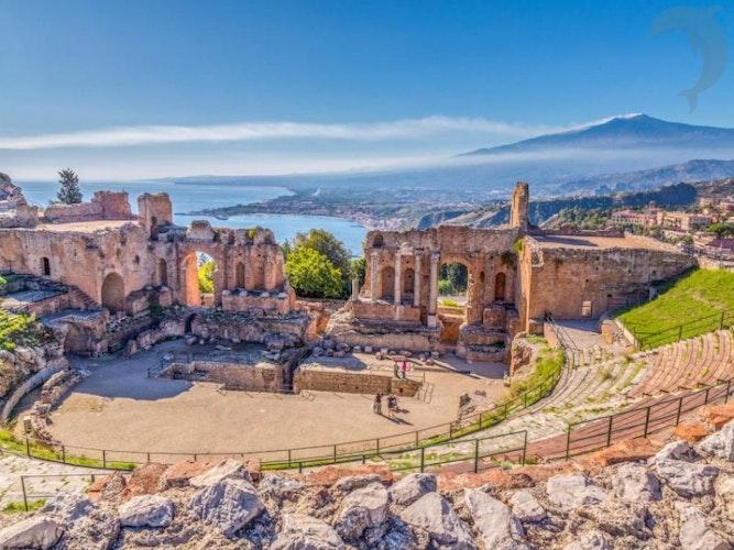Singlereis HBO+ Op Sicilië