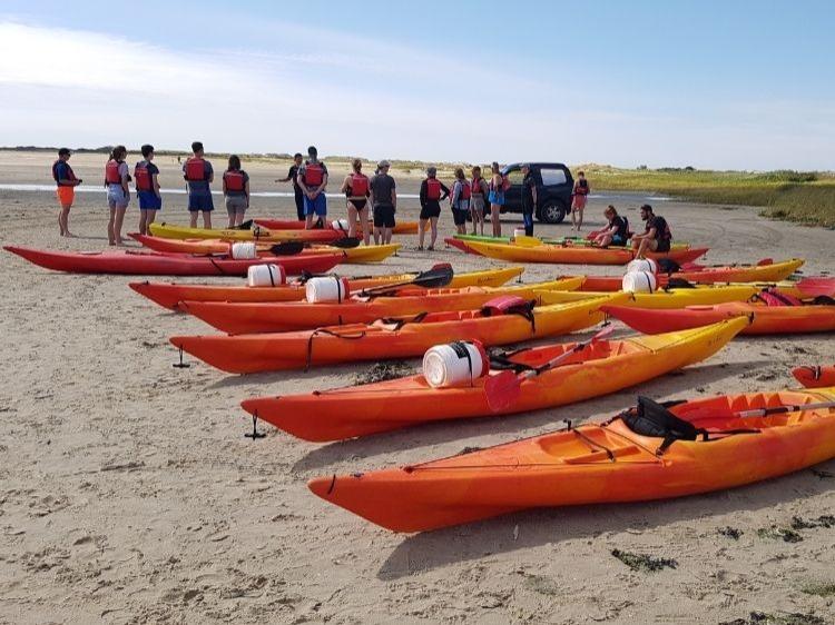 Groepsreis Actieve rondreis langs alle Waddeneilanden