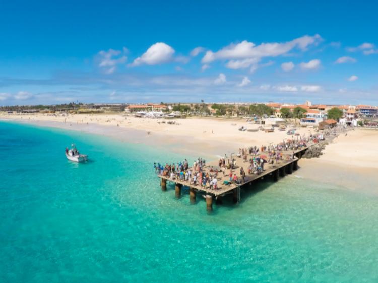 Singlereis Strandvakantie op Kaapverdië