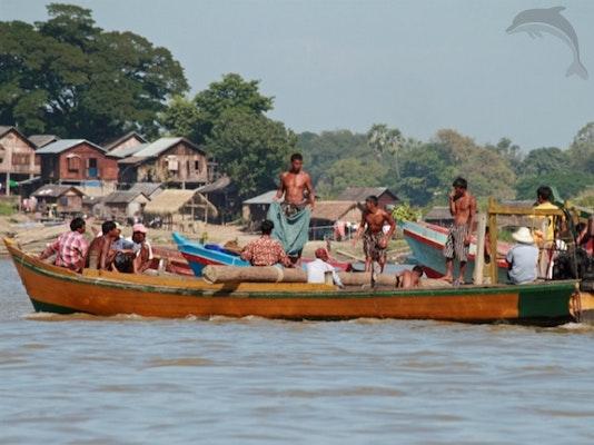 Singlereis Myanmar 15-daagse rondreis