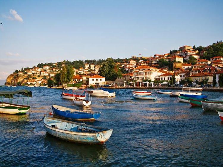 Singlereis Paradijselijk Genieten in Ohrid, Macedonië